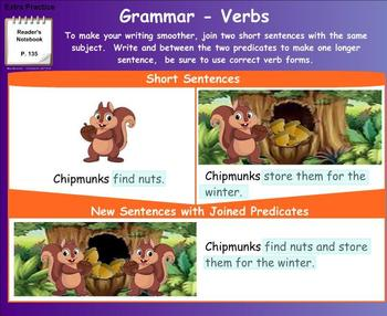 Journeys Reading Unit 2 Lesson 9 Grade 2 Smartboard Lesson