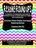 Journeys Reading Round Up Lessons 26-30