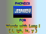 "Journeys 2nd Lesson 17 Jeopardy Phonics PPT for ""Luke Goes to Bat"""