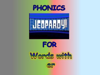 "Journeys 2nd Lesson 21 Phonics Jeopardy PPT for ""Penguin Chick"""