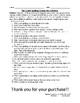 Journeys Reading Series Lesson 5 Newsletter
