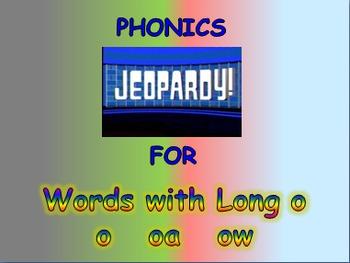 "Journeys 2nd Lesson 14 Jeopardy Phonics PPT for ""Helen Keller"""