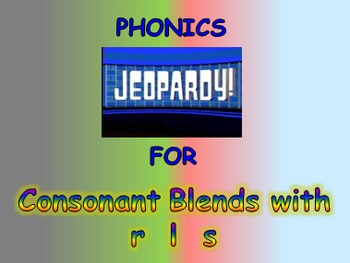 """Journeys 2nd Lesson 05 Jeopardy Phonics PPT for """"Teacher's Pets"""""""