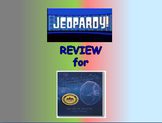 "Journeys 2nd Lesson 10 Jeopardy Review PPT for ""Jellies:Th"
