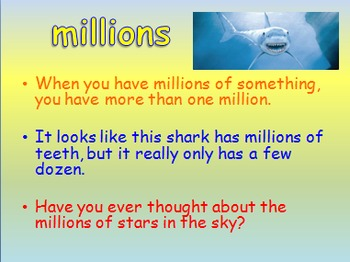 """Journeys 2nd Lesson 10 Vocab Intro PPT for """"Jellies: The Life of a Jellyfish"""""""