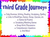 Third Grade Journeys Unit 1 Interactive Notebook Presentation