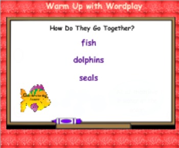 Journeys Reading Unit 3 Lesson 11 Grade 1 Smartboard Lesson