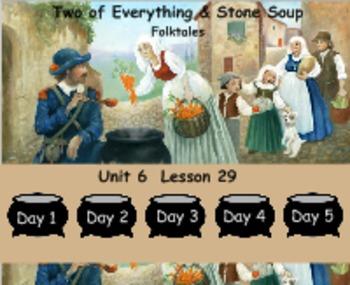 Journeys Reading Unit 6 Lesson 29 Smartboard Lessons