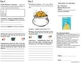 Journeys Reading second grade - The Goat in the Rug Trifold