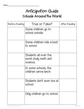 Journeys: Schools Around the World (Unit 3, Lesson13)