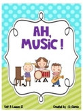 Journeys Second Grade Ah Music
