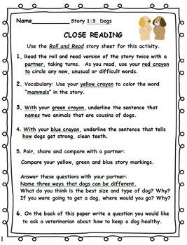 Journeys Second Grade Book 1 Activities