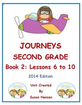 Journeys Second Grade Book 2 Activities