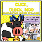 Click Clack Moo Second Grade NO PREP Supplemental Printables