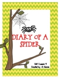 Journeys Second Grade Diary of a Spider
