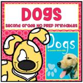 Journeys Second Grade - Dogs Unit 1 Lesson 3 NO PREP Printables