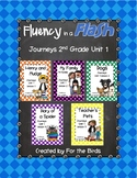 Journeys Second Grade Fluency in a Flash Unit 1
