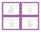 Journeys Second Grade Grammar Task Cards (Unit Six)
