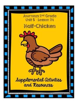Journeys Second Grade Half Chicken