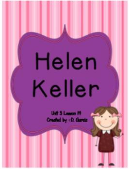 Journeys Second Grade Helen Keller Unit 3 Lesson 14