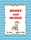 Journeys Second Grade Henry and Mudge
