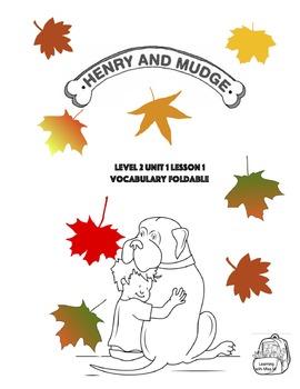Journeys Second Grade: Henry and Mudge Vocabulary