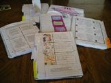 Journeys Second Grade Interactive Notebook Unit 4