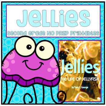 Jellies Second Grade NO PREP Supplemental Printables