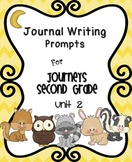 Journeys Writing Response Unit 2