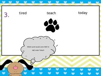 Journeys Second Grade Lesson 1 Test Practice