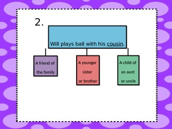 Journeys Second Grade Lesson 2 Test Practice