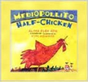 "Journeys Second Grade Lesson 24 ""Half-Chicken""  Lesson Plans"