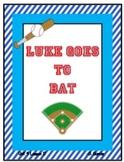 Journeys Second Grade Luke Goes to Bat