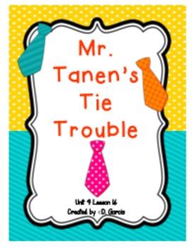 Journeys Second Grade Mr. Tanen's Tie Trouble