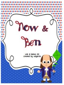 Journeys Second Grade Now and Ben