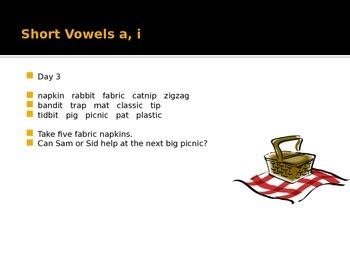 Second Grade Phonics Powerpoints Units 1-3