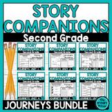 Journeys SECOND Grade Story Companions: THE BUNDLE