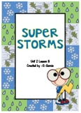 Journeys Second Grade Super Storms Unit 2 Lesson 8