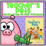 Teacher's Pets Second Grade NO PREP Supplemental Printables