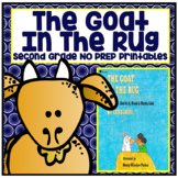 Journeys Second Grade - The Goat in the Rug Unit 5 Lesson 23 NO PREP Printables