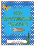 Journeys Second Grade The Mysterious Tadpole