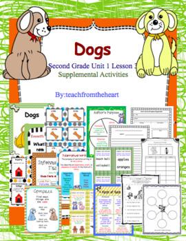Journeys Second Grade Unit 1 BUNDLE