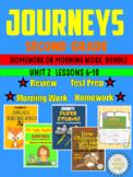 Journeys Second Grade Unit 2 Homework/MorningWork Printabl