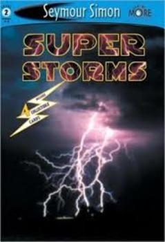 """Journeys Second Grade Unit 2 Lesson 8: """"Super Storms"""" Lesson Plans"""