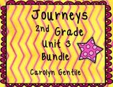 Journeys Second Grade Unit 3 Bundle 2012 Version