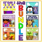 Journeys Second Grade - Unit 5 NO PREP Printable BUNDLE (Lessons 21-25)