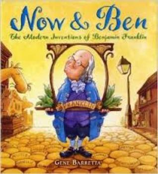 """Journey's Second Grade Unit 6 Lesson 30 """"Ben & Now"""" Lesson Plans"""