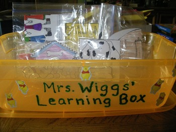 Journeys Second Grade Vocabulary Learning Box Games- Unit 1