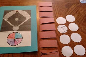 Journeys Second Grade Vocabulary Learning Box Games- Unit 4