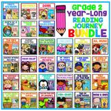 Journeys Second Grade - Whole Year NO PREP Printable BUNDLE (1-30)